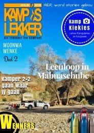 Kamp is Lekker Julie 2018 Tydskrif