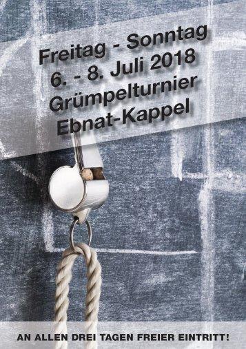 Festführer 2018