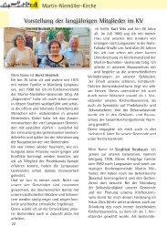 Gemeindebriefseiten MNK August-September 2018