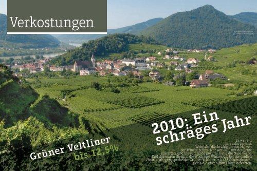 bis 12,5% Grüner Veltliner - Vinea Wachau