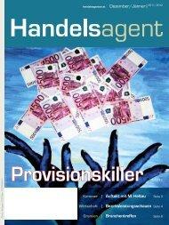 Ausgabe 12-2011 - der österreichischen Handelsagenten