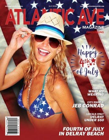 Atlantic Ave Magazine July 2018