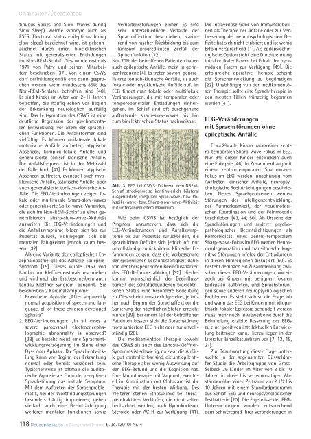 Neuropädiatrie in Klinik und Praxis 04_10 - Klinikum Duisburg