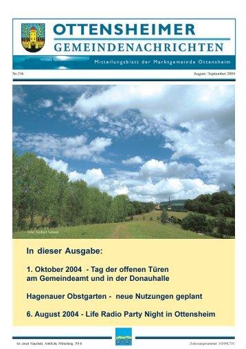 massage sigrid ecker - Marktgemeinde Ottensheim - Land ...