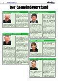 Gemeindevorstand einstimmig gewählt ... - Eisenerz - Seite 4