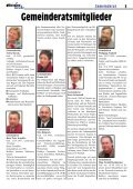 Gemeindevorstand einstimmig gewählt ... - Eisenerz - Seite 5
