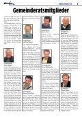 Gemeindevorstand einstimmig gewählt ... - Eisenerz - Seite 7