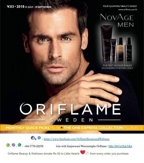 Oriflame Catalogue May 2015 Pdf