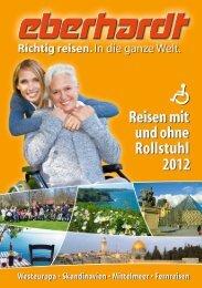 EBERHARDT Gruppenreisensinglesalleinreisende 2012