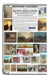 BURCHARD GALLERIES - Antiques and the Arts Online