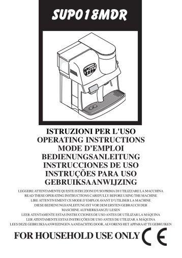 Manual de instrucciones - Philips