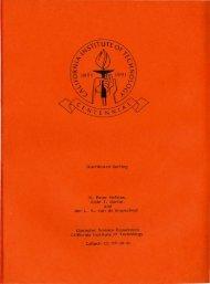 Distributed Sorting H. Peter Hofstee, Alain J. Martin, and Jan LA van ...