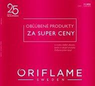 Oriflame katalóg 2018/11