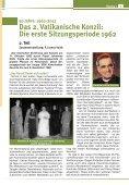 50 Jahre II. Vatikanisches Konzil - redemptoristen - Seite 3