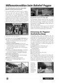 Kleinbahn Peggau - Marktgemeinde Peggau - Seite 6