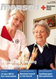 0218_mensch + Deutsches Rotes Kreuz