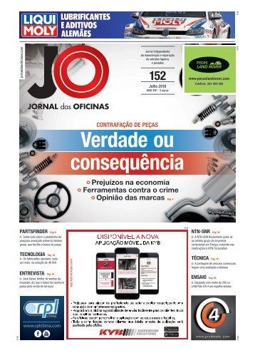 Jornal das Oficinas 152