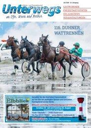 Unterwegs an Elbe Weser und Mee(h)r Juli_201