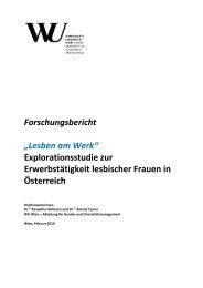 Lesben am Werk - Queer Business Women