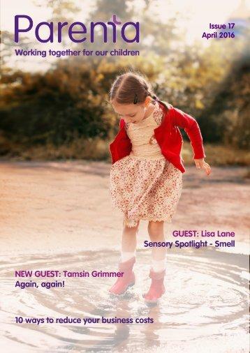 Parenta Magazine Issue 17