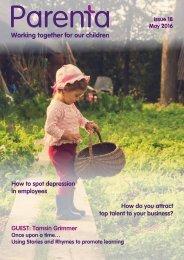 Parenta Magazine Issue 18
