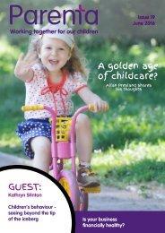 Parenta Magazine Issue 19