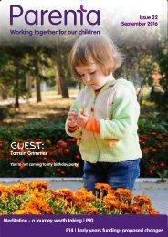 Parenta Magazine Issue 22 Interactive