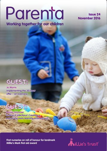 Parenta Magazine Issue 24 Interactive