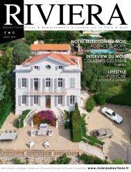 Riviera Sélections - Juillet 2018