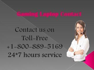 Gaming Laptop contact (1)