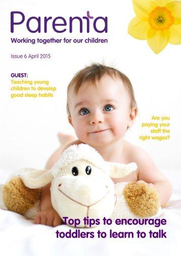Parenta Magazine Issue 5 March 2015 2.4