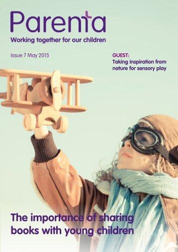 Parenta Magazine Issue 7 May 2015 Interactive