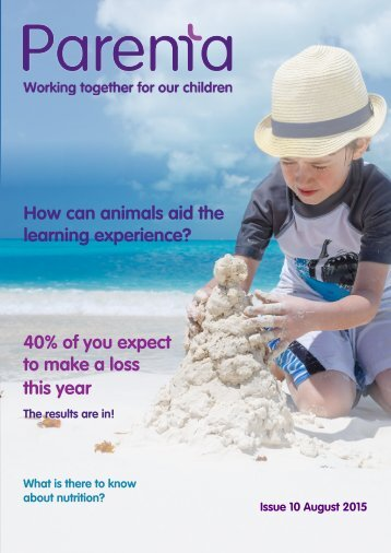 Parenta Magazine Issue 10 August
