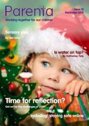 Parenta Magazine November 2015