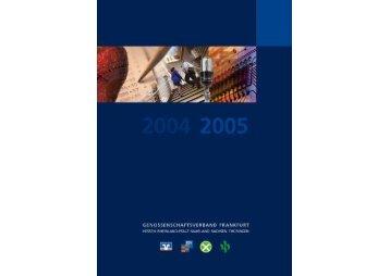 2004 - Genossenschaftsverband eV