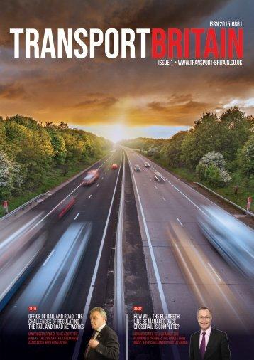 Transport Britain-Issue 1