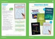 Anaesthesia Books A5