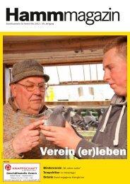 Verein (er)leben - Verkehrsverein Hamm