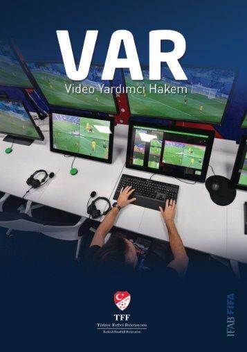 Video Yardımcı Hakem El Kitabı V8