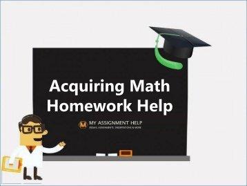 Homework help USA