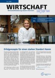 Nordrhein-Westfalen-Tag 2009 in Hamm - Wirtschaftsförderung Hamm