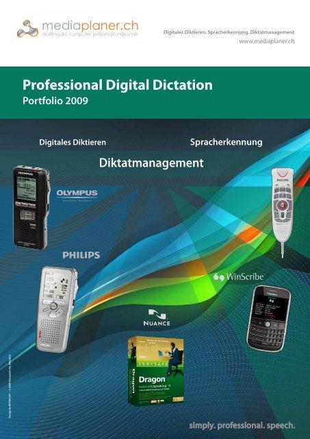MwSt Olympus DS-4000 Handdiktiergerät Digital Voice Recorder mit Speicherkarte