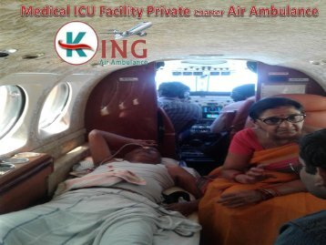 Delhi Air Ambulance Service-King Air Ambulance Delhi