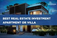 Best Real Estate Investment - Apartment or Villa