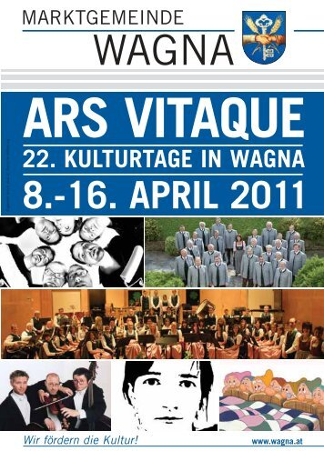 8.-16. APRIL 2011 - Wagna