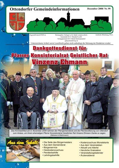 Dezember 2008 / Nr. 99 - Ottendorf an der Rittschein
