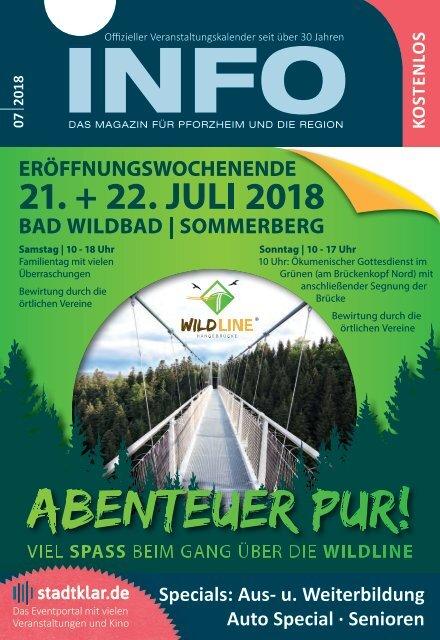 INFO - Juli 2018