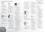 Programmübersicht der Außenstellen - Volkshochschule für den ...