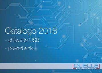 Pennette USB personalizzate e Power bank personalizzati