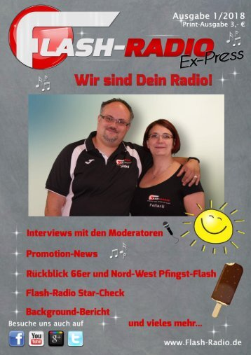 Flash-Ex-Press Ausgabe 1/2018